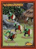 "Малый набор миниатюр ""Warhammer FB. Orc & Goblin Orcs"" (35-29)"