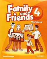 Family and Friends 4. Workbook