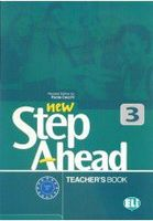 New Step Ahead: Teacher's Book v. 3 (+ CD)