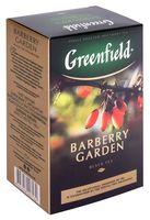 """Чай черный листовой """"Greenfield. Barberry Garden"""" (100 г)"""