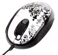 Мышь A4Tech G-CUBE GLBW-20EN (бело-черная)