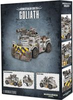 Warhammer 40.000. Genestealer Cults. Goliath (51-53)