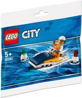 """LEGO Сity """"Гоночный катер"""""""