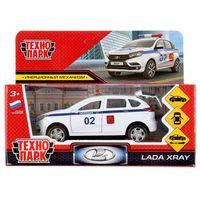 """Модель машины """"Land Xray полиция"""""""