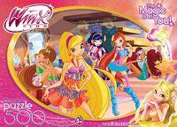 "Пазл ""Винкс. My Fairy Diary: Стелла"" (500 элемента)"
