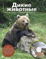 Дикие животные: Иллюстрированная энциклопедия обитателей средней полосы России (+ CD)