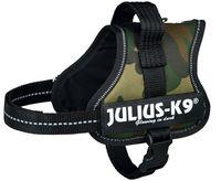 """Шлея тренировочная для щенков """"Julius-K9"""" (Mini-Mini/S; 40-53 см; камуфляж)"""