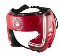 Шлем боксёрский (M; красный; арт. LTB-16320)