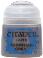 "Краска акриловая ""Citadel Layer"" (warpfiend grey; 12 мл)"