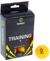 """Мячи для настольного тенниса """"Training"""" (6 шт.; 1 звезда; оранжевые)"""