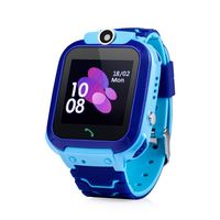 Умные часы Wonlex GW600S (синие)