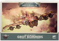 Warhammer 40.000. Aeronautica Imperialis. Ork Air WAAAGH! Grot Bommers (500-19)