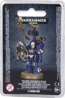 "Миниатюра ""Warhammer 40.000. Space Marine Captain: Master of Relics"" (48-67)"