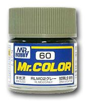 Краска Mr. Color (gray, C60)