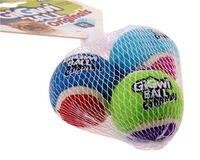 """Игрушка для собак """"Теннисный мяч"""" (3 шт.; 4 см)"""