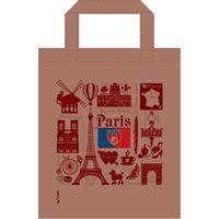 "Сумка ""Париж"" (34x41 см; бежевая)"