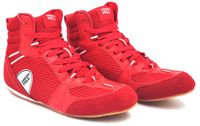 Обувь для бокса PS006 (р.37; красная)