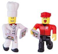 """Набор фигурок """"Roblox. Pizzeria"""" (2 шт.)"""