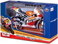 "Модель мотоцикла ""Respol Honda Team"" (масштаб: 1/18)"