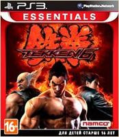 Tekken 6 (Essentials) (PS3)