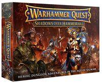 Warhammer Quest. Shadows Over Hammerhal (WQ-03-60)
