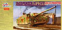 """САУ """"Jagdpanzer IV L/70(V) w/Zimmerit"""" (масштаб: 1/35)"""