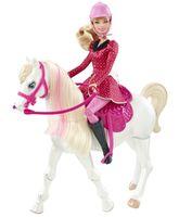 """Кукла """"Барби"""" (набор с пони)"""