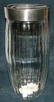 Банка для сыпучих продуктов стеклянная (2,2 л; арт. 50647-1)