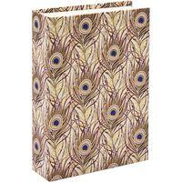 """Подарочная коробка """"Peacock Feathers"""" (10,5х16х3,5 см)"""
