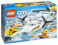 """LEGO City """"Спасательный самолет береговой охраны"""""""