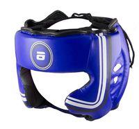 Шлем боксёрский (M; синий; арт. LTB-16320)