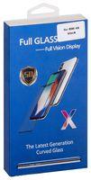 Защитное стекло FULL GLASS Calans для Xiaomi Redmi 4X (черное)