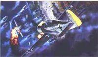 "Истребитель-моноплан ""Focke-Wulf Fw190A-8"" (масштаб: 1/48)"