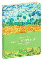 "Ежедневник недатированный ""Van Gogh. Poppy Fields"" (А5)"