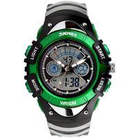 Часы наручные (зелёные; арт. 0998)