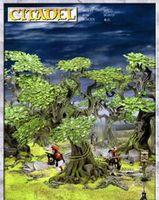 "Ландшафт ""Citadel Scenery: Citadel Wood"" (64-09)"