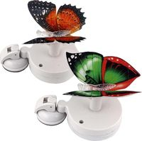 """Садовый светильник на солнечной батарее """"Бабочки на окно"""" (2 шт.; арт. SG-110)"""