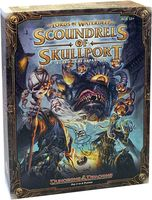 Dungeons and Dragons. Lords of Waterdeep. Scoundrels Of Skullport (расширение)