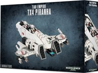 Warhammer 40.000. Tau Empire. TX4 Piranha (56-19)