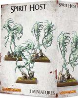 """Набор миниатюр """"Warhammer FB. Spirit Hosts"""" (93-08)"""