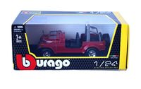 "Модель машины ""Bburago. Jeep Wrangler"" (масштаб: 1/24)"