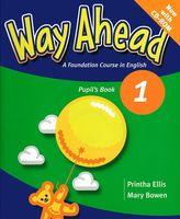Way Ahead 1. Pupil`s Book (+ CD)