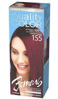 """Гель-краска для волос """"Эстель. Quality Color"""" (тон: 155, темная вишня)"""