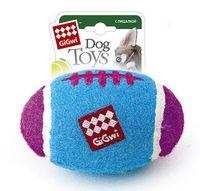 """Игрушка для собак """"Мяч регби"""" (12 см)"""