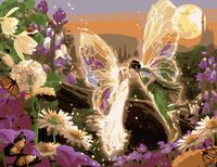 "Картина по номерам ""Любовь"" (400х500 мм; арт. G356)"