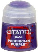 "Краска акриловая ""Citadel Base"" (phoenician purple; 12 мл)"