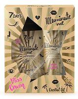 """Подарочный набор """"Illuminate Me Miss Crazy"""" (молочко, скраб для тела)"""