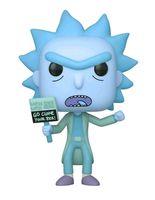 """Фигурка """"Rick and Morty. Hologram Rick Clone"""""""