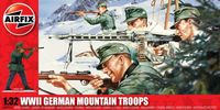 "Набор миниатюр ""WW.II German Mountain Troops"" (масштаб: 1/32)"