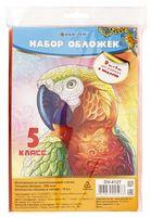 """Набор обложек для учебников """"5 класс"""" (9+1 шт.)"""
